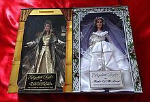 COLLECTION OF ELIZABETH TAYLOR DOLLS.