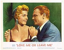 JAMES CAGNEY: LOBBY CARD 'LOVE ME OR LEAVE ME' R62.