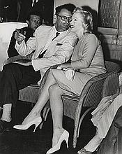 INFORMATION TO COME: MARILYN AND ARTHUR.