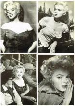 MARILYN MONROE - COLLECTION OF POSTCARDS.