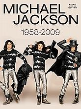 MICHAEL JACKSON MUSIC BOOK