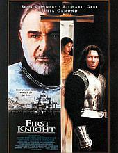 FIRST KNIGHT ORIGINAL 1995 US MOVIE POSTER.