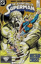 SUPERMAN VOL 1 443 - PRISONER OF CONSCIENCE COMIC