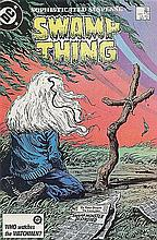 SWAMP THING NO 55 2ND SERIES - EARTH TO EARTH
