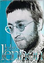 JOHN LENNON 2000 CALLENDAR SEALED.