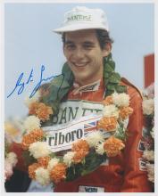 Ayrton Senna? signed photo.