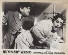 Robert Morley? signed photo.