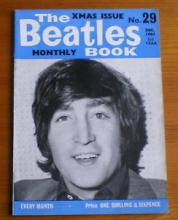 BEATLES BOOK XMAS ISSUE 1965