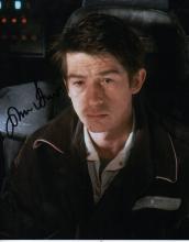 John hurt signed photo.