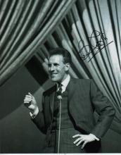 Bruce Forsyth signed photo.