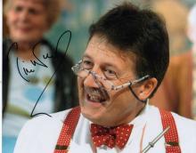 Tim Wonnacott signed photo.