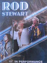 ROD STEWART IN PERFORMANCE DVD