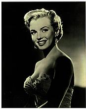 MARILYN MONROE STUDIO PROMOTIONAL PHOTO.
