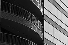 MODERN ARCHITECTURE ASHEVILLE, NORTH CAROLINA USA.
