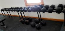 Large Set - York Free Weights