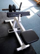Incline Bench/Roman Chair