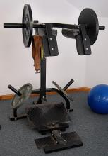 Deadlift Station