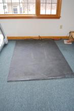 10 Rubber Gym Mats