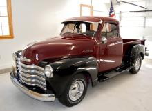 1953 Chevrolet Model 3100 Pick Up Truck