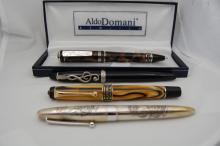 4 - Ball Point Pens inc., Aldo Domani