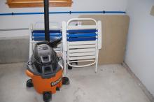 Shop Vac & Lot of Items