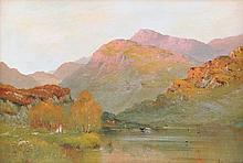 ALFRED FONTVILLE DE BREANSKI, JR. (British 1877-1957) A PAINTING,