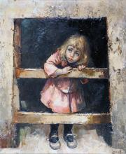 BERNARD LOCCA (Italian 1926-1997) A PAINTING,