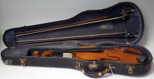 FRENCH 1907 VINTAGE VIOLIN, WITH CASE