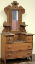EARLY AMERICAN CHILD'S DRESSER