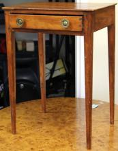SHAKER STYLE SINGLE DRAWER TABLE