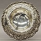 STERLING SILVER COMPOTE             diameter- 12 3/4