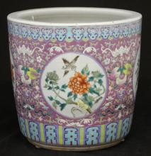 EARLY CHINESE PORCELAIN JARDINIERE