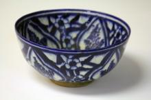 19TH CENTURY RUSSIAN PORCELAIN BOWL