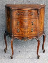 DUTCH BAROQUE CARVED COMMODE