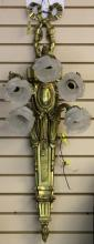 PAIR OF FRENCH BRONZE WALL SCONCES