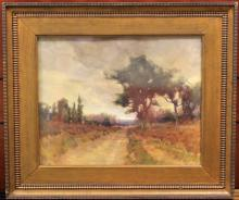DYER, EARLY 20TH CENTURY WATERCOLOR