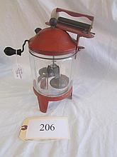Wolverine child's 1920s wringer washer