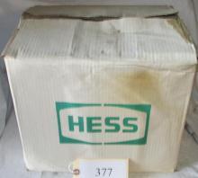 carton of 6 boxed hess trucks