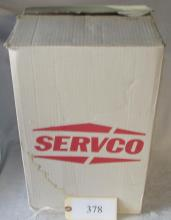 carton of 6 boxed servco trucks