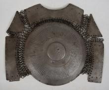 Rare  Ottoman Empire Krug Breastplate Armor