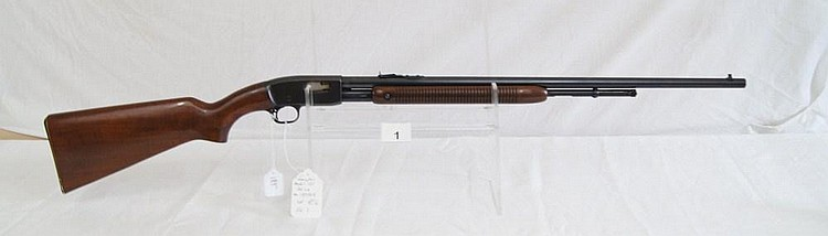Remington Model 121, Fieldmaster Rifle, 22 LR