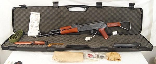 Polytech AKS-7.62, Rifle, 7.62 x 39