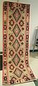 Navajo rug runner