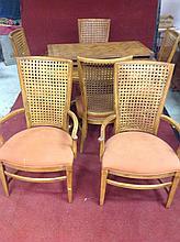 Old Oak Dining room set