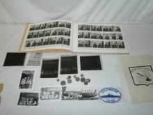 VTG MILITARY PHOTO'S, PICTURE BOOKS