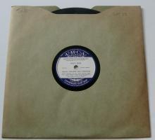 "Freddie Keppard's Jazz Cardinals (Papa Charlie Jackson vocals) 78 RPM Record UHCA ""Salty Dog"""