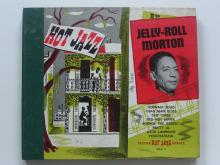 Jelly Roll Morton & His Red Hot Peppers VICTOR 78 RPM Record Album Set