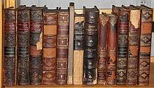 Group of (13) literature and historical books