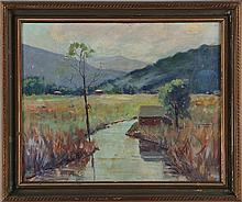 GROVE GRIFFITH (American, 20th century)