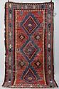 Oriental rug.